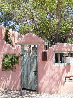 1000 images about garden gates new mexico style on for Casita plans for backyard