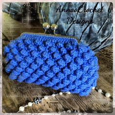 Adorable evening Crochet Clutch