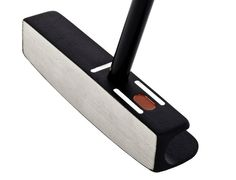 FGP Original - $150 - The original FGP Black putter was the winning putter at the 2007 Masters in one of the greatest clutch final putting rounds in history. Alignment benefits of RifleScope Technology (RST). Straight shaft. Full toe hang. Design and functionality are completely unique to SeeMore, with majority of weight behind center making it very easy to properly release the putter head. Cast 303 stainless steel now featuring milled face. Black powder coat finish to eliminate glare.