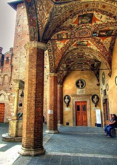 Siena, Italy: