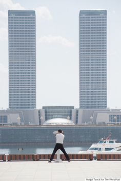 Signs of Life In China's Gleaming 'Ghost City' Of Ordos
