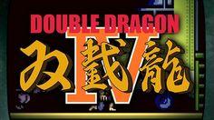 A volta de um clássico! Anunciado Double Dragon 4 para PS4 e PC.