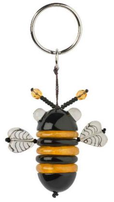 Well, you're going to need to get inside your room SOMEHOW.   Use this handcrafted bumblebee keychain to enter your new home :)     http://www.interiorplace.com/bumblebee-4851-keychain-by-orna-lalo/