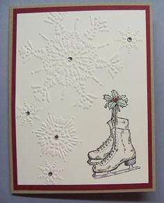 Winter Memories stamp set by starzlmom28 - Cards and Paper Crafts at Splitcoaststampers