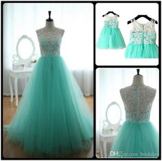 Turquoise Aqua Blue Tulle Ivory Lace Flower Girl Dress Children Toddler Dress for Wedding Junior Bridesmaid Dress Custom Made Mother Dresses