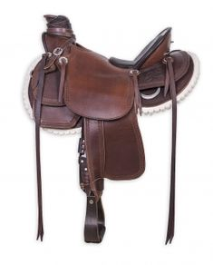 Horse Gear Innovations Shop - Wade Saddle Custom made 5