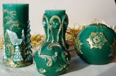 www.boutique-folwark-candela.pl Folwark Candela Christmas collection in the green