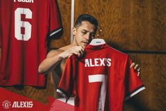 Manchester United have signed Chile forward Alexis Sanchez from Arsenal in a deal that involves midfielder Henrikh Mkhitaryan moving to the London club, the Premier League clubs said on Monday.The Sanchez, who was out of contract at. Official Manchester United Website, Manchester United Players, Manchester City, Fifa, Alexis Sanchez Arsenal, Man Utd News, Making The Team, Premier League Champions, Star Wars