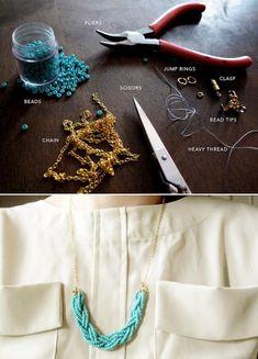 27 Stylish DIY Jewelry Tutorials