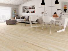 Atelier Beige by Porcelain Wood Plank Wood Look Tile Floor, Wood Tiles, Tile Flooring, Flooring Ideas, Cheap Carpet Runners, Modern Carpet, Grey Carpet, Commercial Flooring, Wood Trim