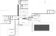 Austin House Plans with Kaufmann Desert House Richard Neutra 1946 the Home Was Richard Neutra, Chinese Architecture, Futuristic Architecture, Ancient Architecture, Sustainable Architecture, Architecture Plan, Desert House, Casa Kaufmann, Austin Homes
