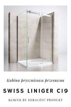 Swiss Liniger C19 to kabina przestronna, nowoczesna, wygodna. Sprawdź ją w naszym sklepie i daj się uwieść powabowi hartowanych szklanych paneli, które dzięki powłoce Nano Clean będą lśnić bez wysiłku. Kliknij w zdjęcie i sprawdź ją! #domarket #swissliniger #nowoczesnalazienka #wyposazenielazienki #lazienkamarzen #meblelazienkowe #lazienkoweinspiracje #kabinaprysznicowa #kabiny #bathroom #modernbathroom #bathroomdesign #bathroominspiration #interiordesign #bathroomshower #kabinaprzesuwna Divider, Room, Furniture, Home Decor, Bedroom, Decoration Home, Room Decor, Home Furnishings, Arredamento