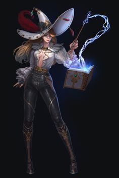 Kai Fine Art is an art website, shows painting and illustration works all over the world. Female Character Concept, Fantasy Character Design, Character Inspiration, Character Art, Fantasy Art Women, Dark Fantasy Art, Fantasy Girl, Dnd Characters, Fantasy Characters