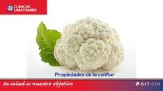La coliflor puede servir como anti-flamatorio y hasta previene ciertos tipos de cáncer...nuestra recomendación de hoy en nuestro blog. http://blog.clinicalimatambo.pe/2015/07/propiedades-de-la-coliflor.html #ClinicaLimatambo
