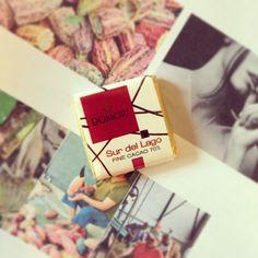 Caffe' e cioccolato. La merenda perfetta. コーヒーとチョコレート、午後のひと時。#ドモーリ #domori