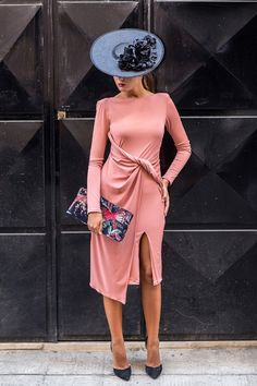 la perfecta invitada. Blog de inspiración para invitadas a bodas Nylons, Wedding Guest Looks, Cocktail Outfit, Ladylike Style, Cool Outfits, Fashion Outfits, Vintage Inspired Dresses, Fashion Line, Dress To Impress