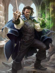 D'artagnan Evolved