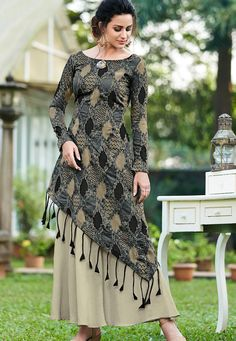 On Booking Buy Swagat Chenab Series Designer Readymade one piece gown catalog wholesale price surat at Wholesale Price. Silk Kurti Designs, Kurta Designs Women, Kurti Designs Party Wear, Blouse Designs, Stylish Dress Designs, Designs For Dresses, Stylish Dresses, Party Wear Western Gowns, One Piece Gown