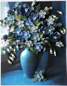 Nanie Bricole - Voici ! Un magnifique bouquet pour vous et pour...