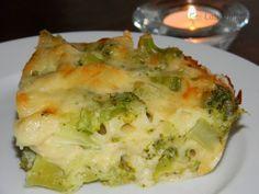 Recept, podle kterého se vám Zapečená brokolice v sýrovém bešamelu zaručeně povede, najdete na Labužník.cz. Podívejte se na fotografie a hodnocení ostatních kuchařů.