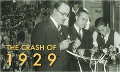 An interesting look at the causes of the 1929 stock market crash.