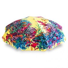 Basil Bangs - The Shrubbery Umbrella