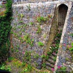 Secret doorway……. a small 13th century postern gateway at Kilkenny castle, Ireland Source