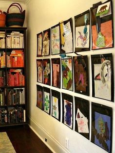 Clear Pocket Pages | Community Post: 16 Awesome Ways To Display Student Work