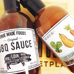 Let's get bbq season started...Repost from @brothersmarketplace Grilling season is finally here and that means it's time to layer on those condiments!! Stop by and pick up @truefoodsinc Ketchup BBQ sauce or Veracha Hot Sauce for a taste of delicious condiments that are made with real fresh vegetables. So you can feel good about lathering the sauce onto those burgers and dogs. #truemadefoods #eathealthy #realfood #buzzfeedfood #forkfeed #vegan #glutenfree #nongmo #nohfcs #madewithveggies…