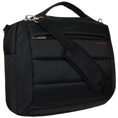 VanGoddy 2 in 1 Black Backpack + Messenger Bag for Lenovo Chromebook / Yoga / Ideapad / ThinkPad / Flex / Edge