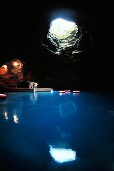 Swimming hole in Utah...(bucket list)