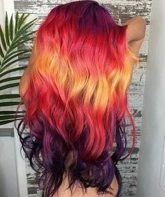incredible hair color