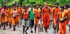 Holy Shravan month: All about Kanwar Yatra