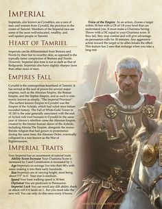 Post with 259 votes and 9649 views. Tagged with skyrim, elderscrolls, homebrew, dungeonsanddragons; Shared by The Elder Scrolls Races in DnD Version 2 Elder Scrolls Races, Elder Scrolls Oblivion, Elder Scrolls Lore, Scrolls Game, Elder Scrolls V Skyrim, Elder Scrolls Online, Dungeons And Dragons Classes, Dungeons And Dragons Homebrew, Skyrim Races