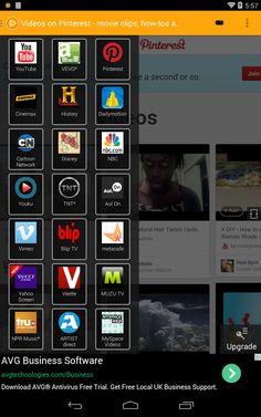 PlayTo Chromecast - screenshot