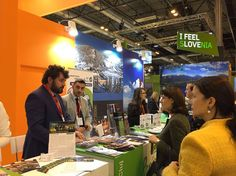 Romania #TourTravel at #FITUR 2017 #MAdrid