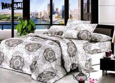 Milano obliečky Bavlnený satén 23, 140x200, 70x80cm Comforters, Bedding, Blanket, Home, Creature Comforts, Blankets, Bed Linen, Ad Home, Homes
