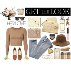 """Her love"" by irina-ny on Polyvore"