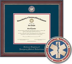 Church Hill Classics offers custom certificate frames for countless professional associations, including medical, dental, legal and accounting certifications and degrees.  Let us showcase your success with a document frame that feature's your association name and logo with a variety of medallions and embossing options. Search today!