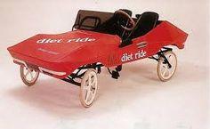 Car pedal build adult an
