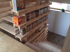 escalier bibliotheque - Google Search