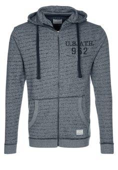 Selected Homme - Sweat à capuche - gris