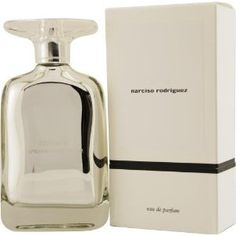 #5: Essence Narciso Rodriguez By Narciso Rodriguez For Women Eau De Parfum Spray 3.4 Oz