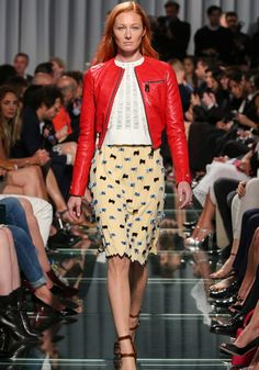 Défilé Croisière Louis Vuitton - Glamour
