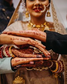 Fun Bridal Mehndi Poses You Wouldn't Want to Miss! Sangeet and mehndi photography is the new métier that makes wedding photography interesting. As Nowadays brides are having unique bridal mehndi poses to display their mehndi and here are some of them! Mehendi Photography, Indian Wedding Photography Poses, Bride Photography, Diy Fashion Photography, Indian Wedding Photos, Wedding Pictures, New Henna Designs, Wedding Mehndi Designs, Unique Mehndi Designs