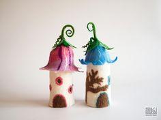 KV Photography & Design: Fairy houses / Domečky pro skřítky