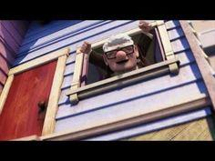 Schitterende overzichtsvideo van al het moois wat Pixar ons tot nu toe gebracht heeft.