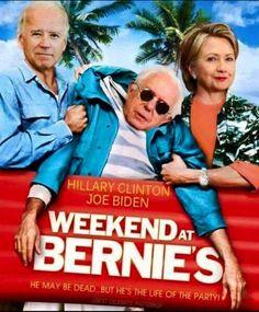 2016 Democrats Hillary Bernie Biden