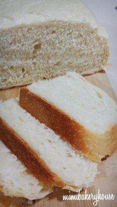MiMi Bakery House: ▪Plain Sweet Bread▪OMG!!! It's a Rice Cooker Bread...