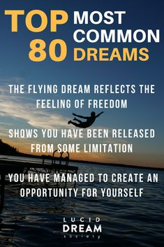 Interpretation of the TOP 80 dream symbols with their general meaning. Each dream has its own action step that you can incorporate into your daily life in order to get the most out of the signs your subconscious is sending to you. Find out what means to d Dream Psychology, Psychology Meaning, Psychology Facts, Weird Facts About Dreams, Dream Interpretation Symbols, Lucid Dreaming Dangers, What Your Dreams Mean, Understanding Dreams, Dreams